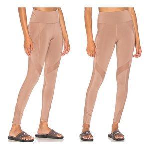 Free People Movement Lira Legging Cocoa/Blush XS